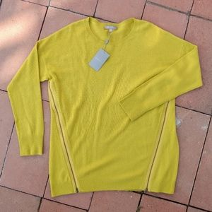 NWT Neiman Marcus 100% Cashmere Sweater Size XL